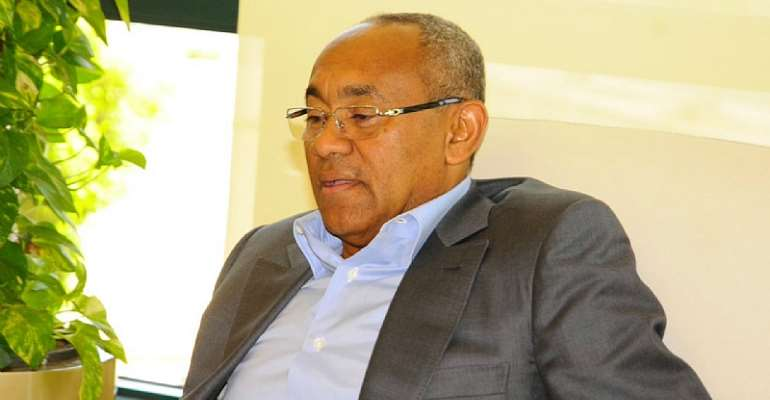 Lid Lifted On CAF Boss Ahmad's Empire Of Corrupt Deals And Bought Officials