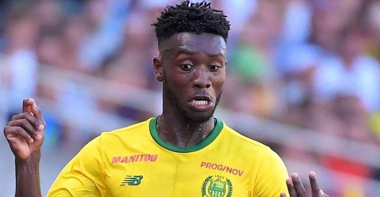 Ghanaian Prodigy Enock Kwateng Joins Bordeaux From Nantes