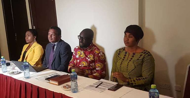 Consultative Workshop To Validate State Of Youth Development Report For Ghana Held