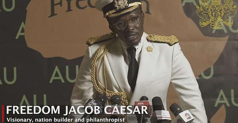 Trending Video: Freedom Jacob Caesar Speaks On The Murder Of George Floyd