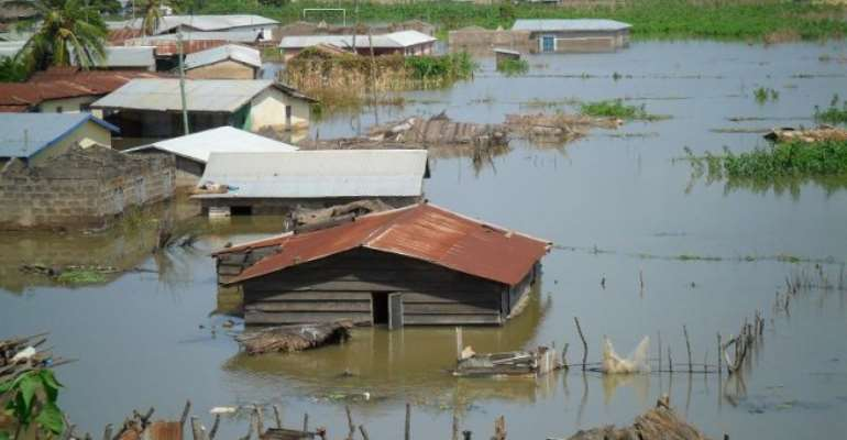 Building On Waterways: We'll Stop Spending Money To Educate Ghanaians — GWCL