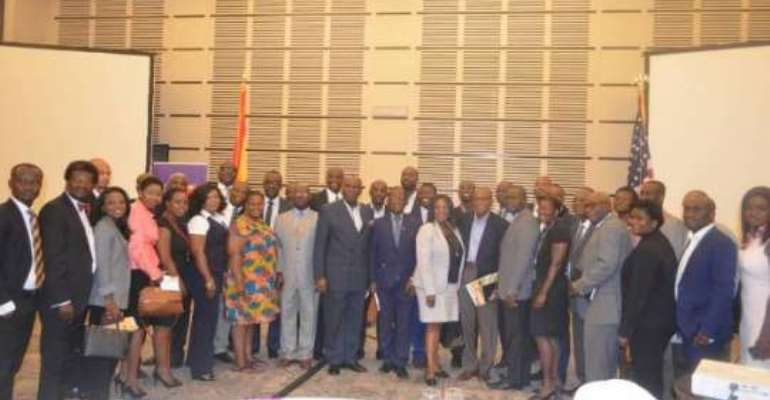 Minister reiterates government's Ghana Compact II programme