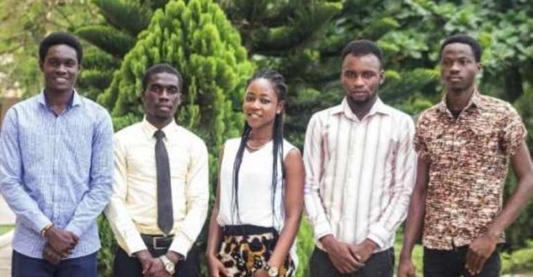 Pentecost University Students win six ABE - UK Awards