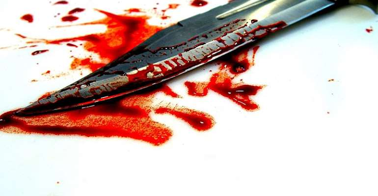 Girl, 17, Stabs Uncle To Death