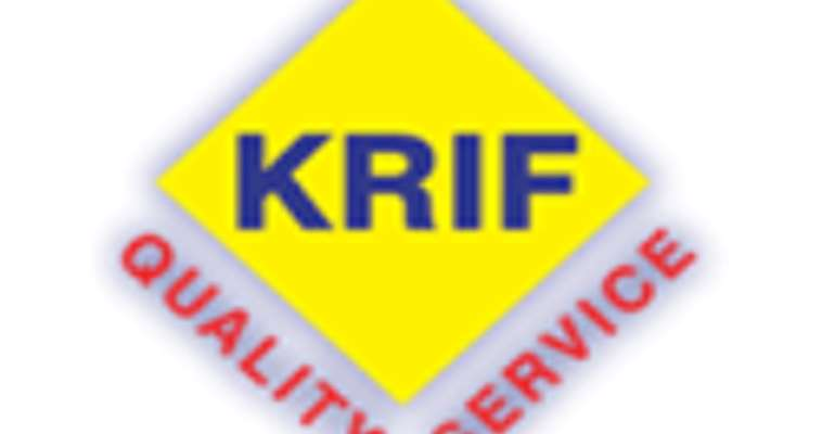 KRIF Showcases Durable German Products