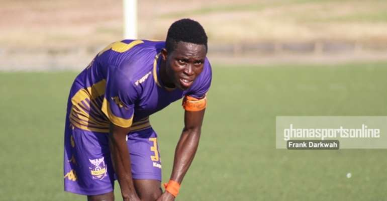 Tema Youth left back Jacob Larweh gets late Local Black Stars call-up for Gambia friendly