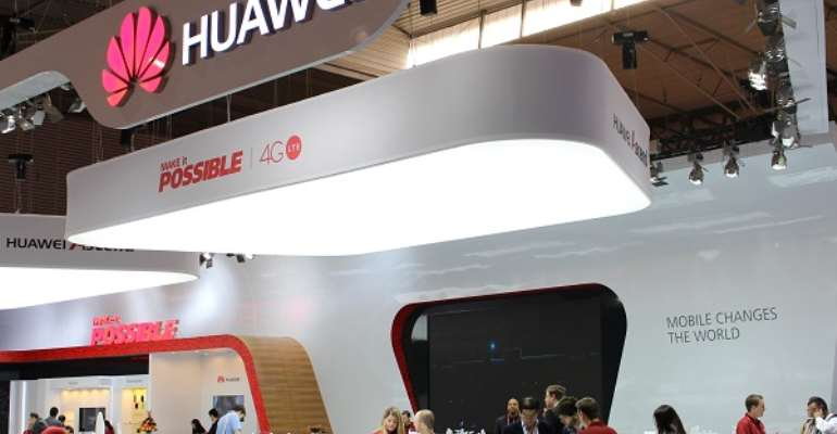 Huawei  Set To Open Experience Centre In Ghana