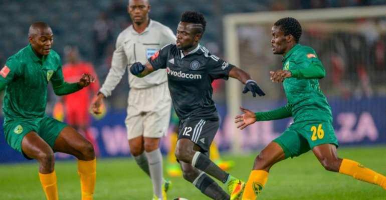 Ghanaian midfielder Bernard Morrison opens fraud case against football agent