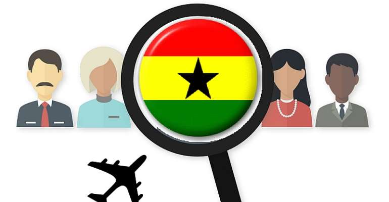 7 Ways To Spot A Ghanaian Abroad
