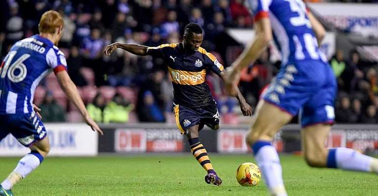 Newcastle winger Christian Atsu already recovering well from minor surgery, should be ready for pre-season