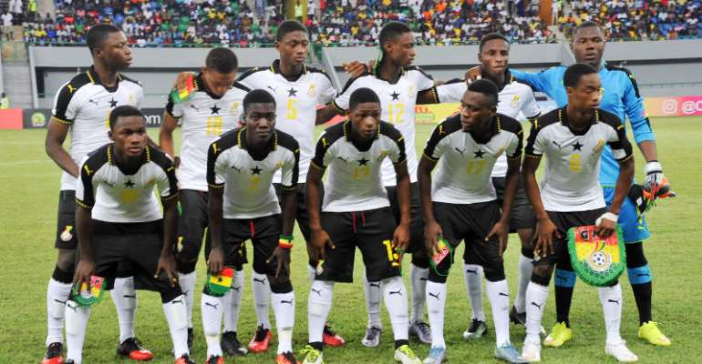 Ghana's Under-17 team to know World Cup opponents on July 7