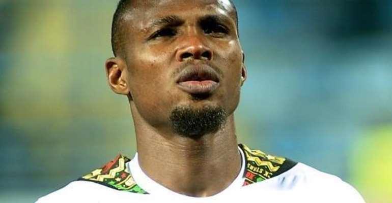 Ghana's Akaminko rebuff claims defensive partner Rashid Sumaila masterminded horrific pre-World Cup injury