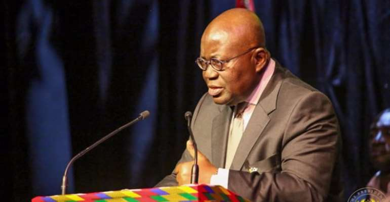Free SHS a development tool for Ghana – President Akufo-Addo
