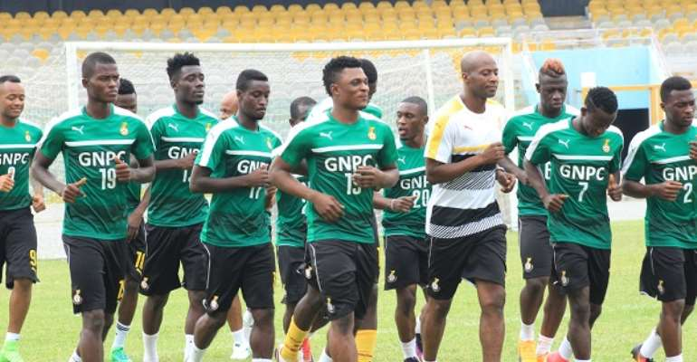 Black Stars to play Division One League side Asokwa Deportivo in friendly