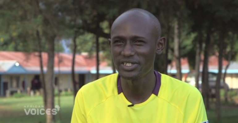 #Number 12: Kenyan Referee Resigns From World Cup