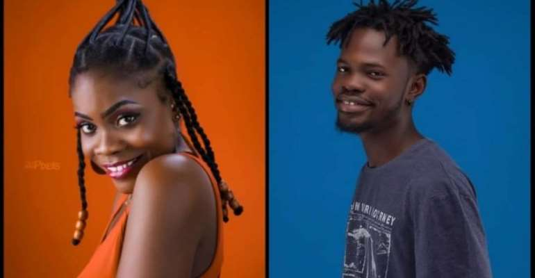 I'm Not Available For You--Fameye Replies Lyzzy Bae Crushing On Him