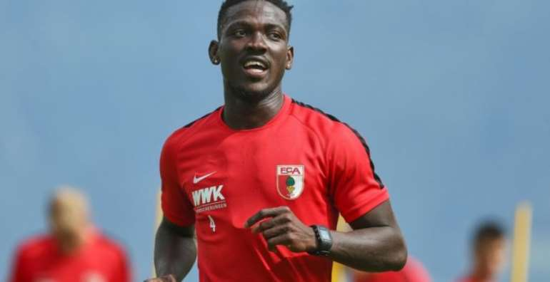 Scottish Giant Rangers Join Race To Sign Ghana's Daniel Opare