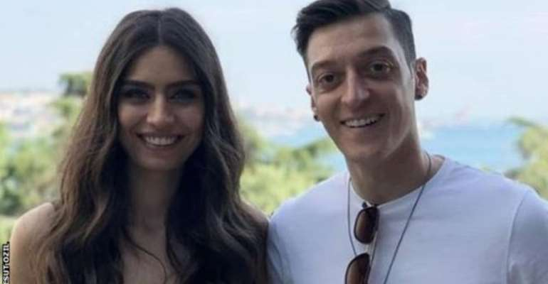 Arsenal star Ozil To Mark Wedding By Funding Surgery For 1,000 Needy Children