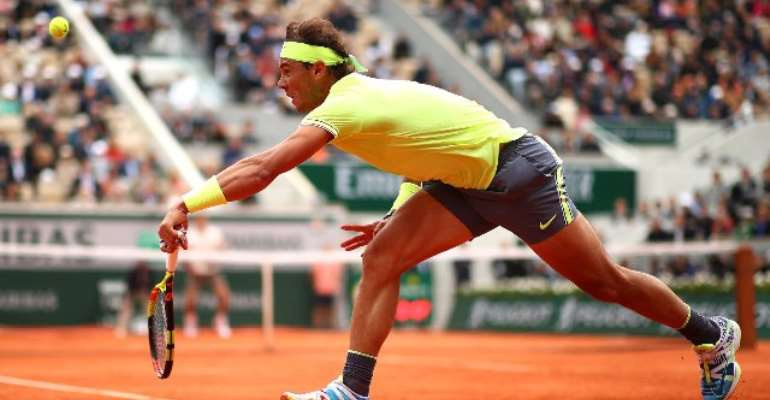 Nadal Defeats Federer In Straight Sets To Reach French Open Final