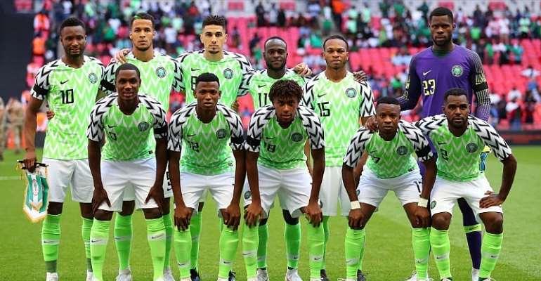 AFCON 2019: Nigeria Begins AFCON Pre-Camping