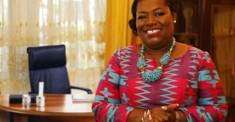 I cried over Akufo-Addo's comment about Ghanaian women – Oye Lithur