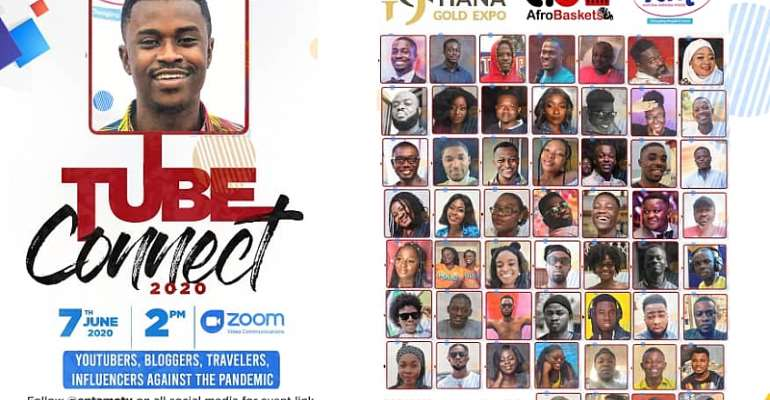 Entamoty Media's Tube Connect 2020 To Host Several Influencers