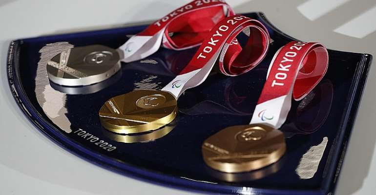 Victory ceremony items of Tokyo 2020 unveiled