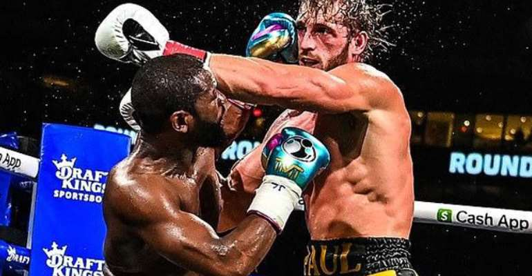 YouTube sensation Logan Paul puts up major surprise in fight against Mayweather