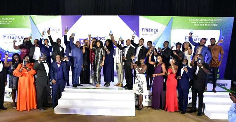 Top Finance Institutions and Experts honored at 6th Instinct Business Finance innovation Awards
