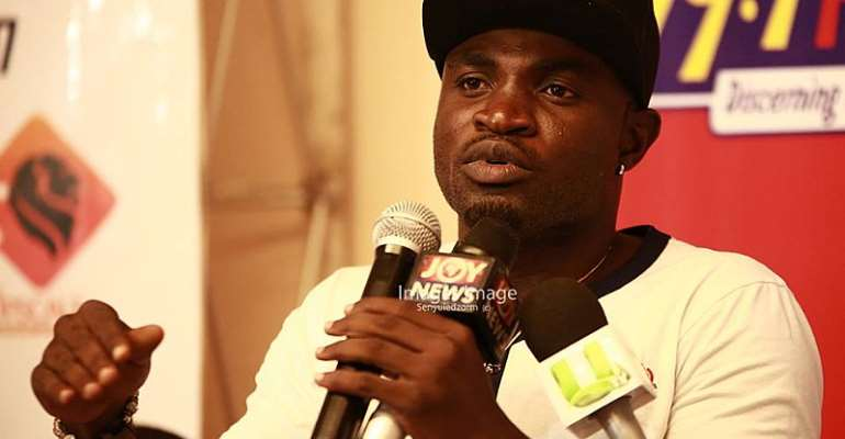 """George Ashie knows I am the King of Ghana Boxing,"" Emmanuel Tagoe wax lyrical"