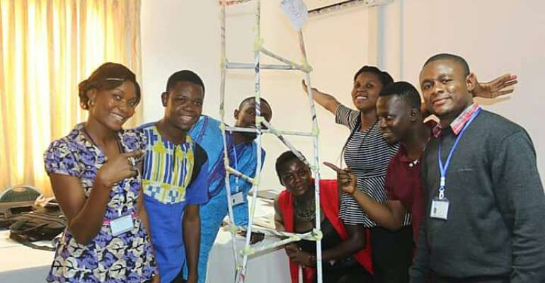 Team Work, A Challenge For Young Africans