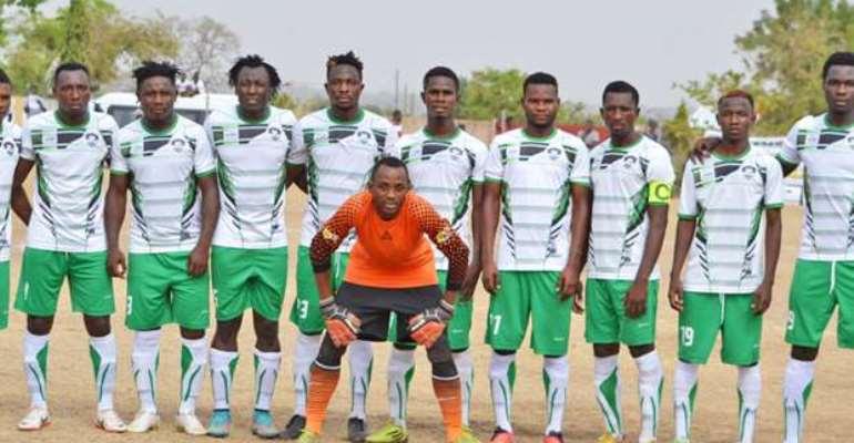 Bolga All Stars defender Moro Ibrahim eyes Hearts scalp