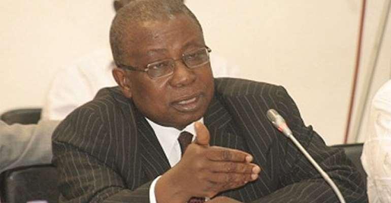 Kwaku Agyemang Manu, Health Minister