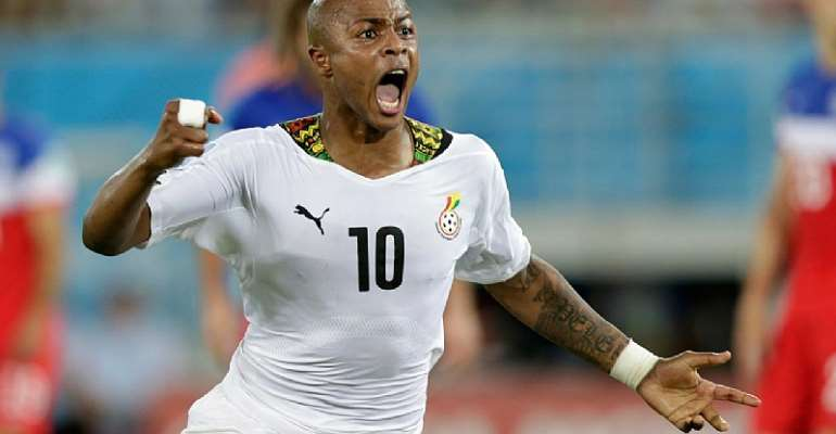 Andre Ayew targets opening Africa Cup of Nations qualifying with a win
