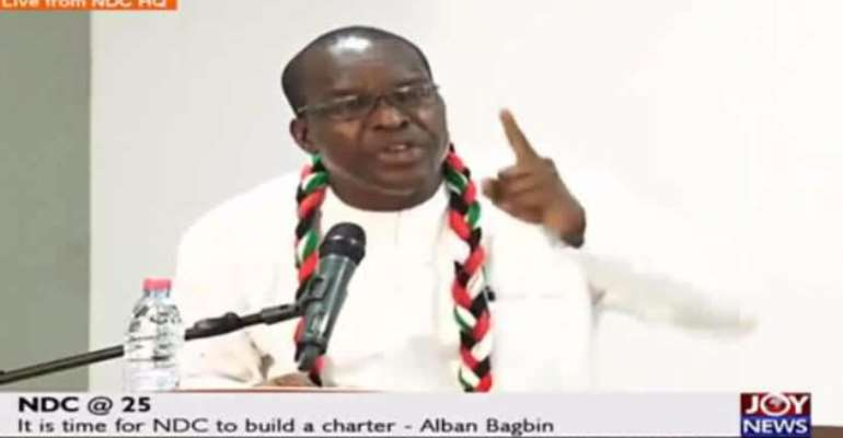 NPP will start fighting among themselves very soon - Bagbin predicts