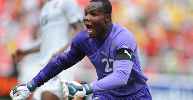 Trainer Kingson urges patience in Ghana's goalkeeper search
