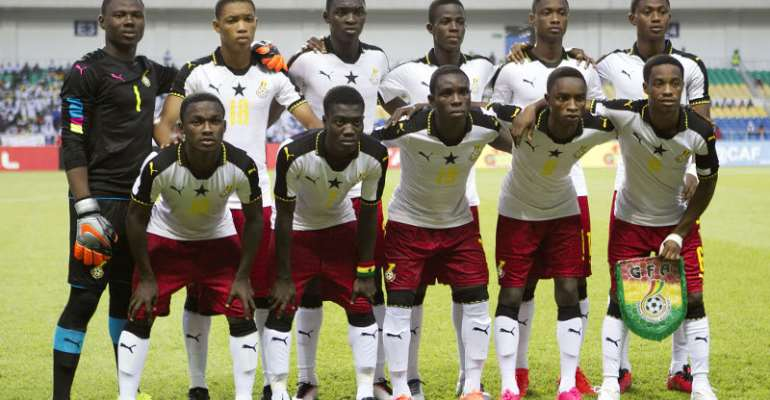 Black Starlets to know opponents for FIFA U17 World Cup on 07 July