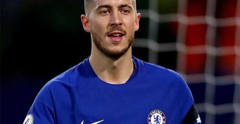 Real Madrid To Sign Hazard In £150m Deal