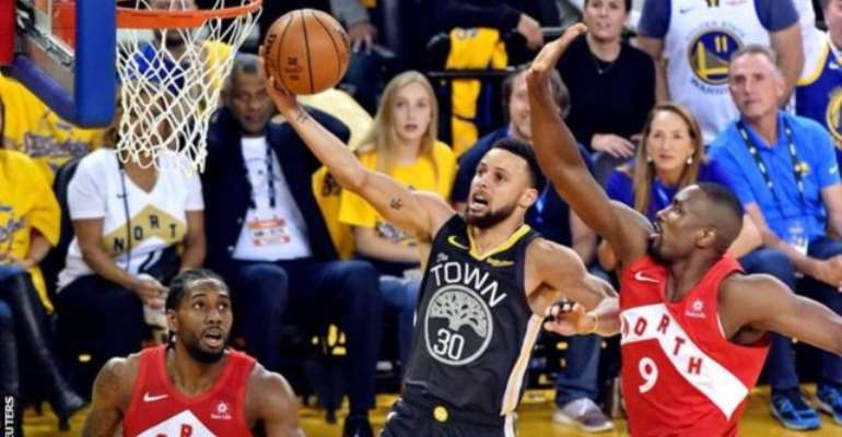 NBA Finals: Raptors take 3-1 Series Lead Against Warriors