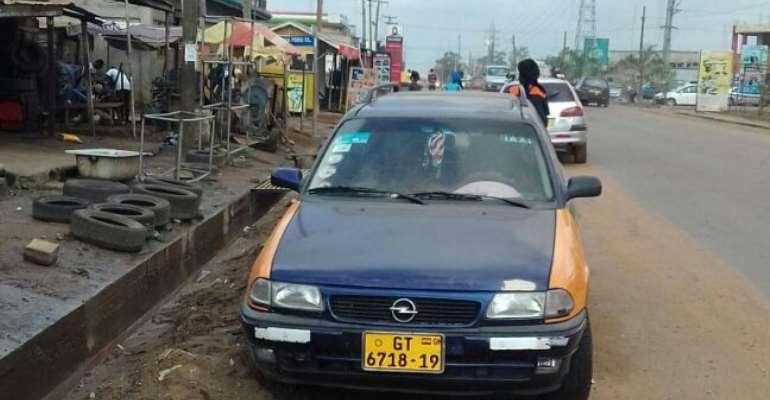 Taxi Driver Found Dead In Tema