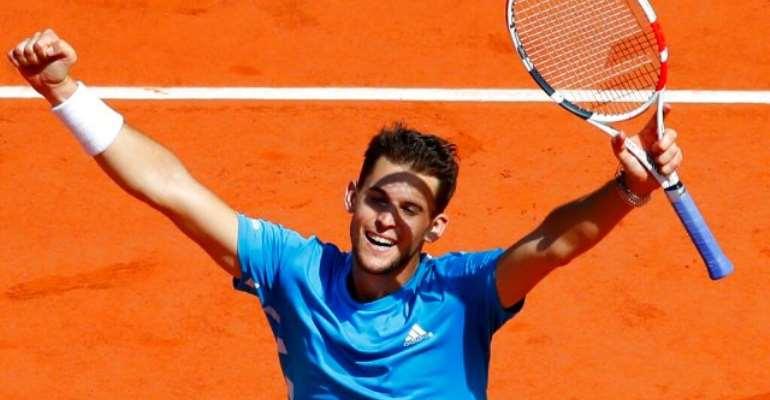 French Open 2019: Djokovic Beaten By Thiem In Semi-Final