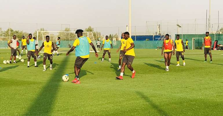 Omani Referees To Officiate Black Stars vs Namibia Friendly On Sunday