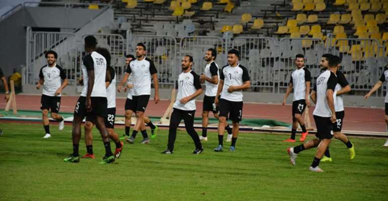 AFCON 2019: Egypt Begin Preparations Ahead Of AFCON