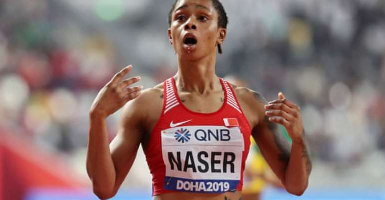 """""""Missing Two Or Three Drug Tests A Year Is Normal"""" – Salwa Eid Naser Responds To Ban"""
