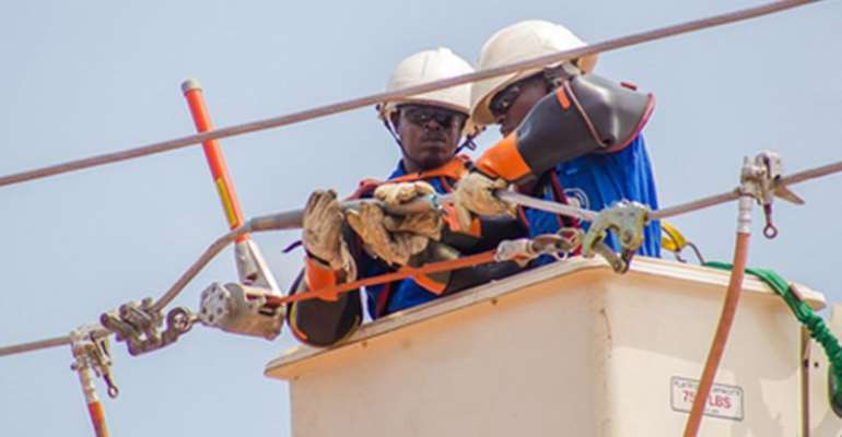 Dumsor Hit Parts Of Accra From Monday To Thursday; Light To Return At 5pm Each Day