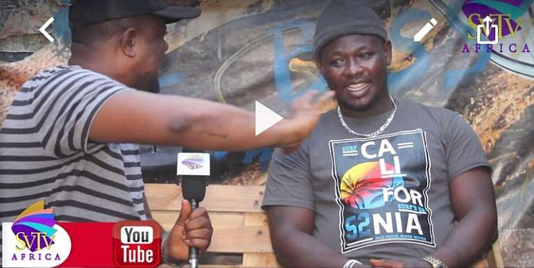 The Real Ghetto Life Amidst The Upsurge In Drug Abuse Among The Youth--SV TV Africa Reports