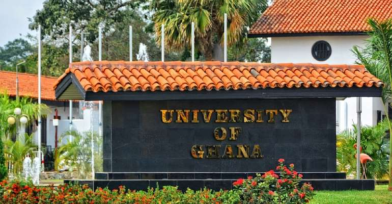The University of Ghana is considered one of the leading centers of learning in West Africa - Source:
