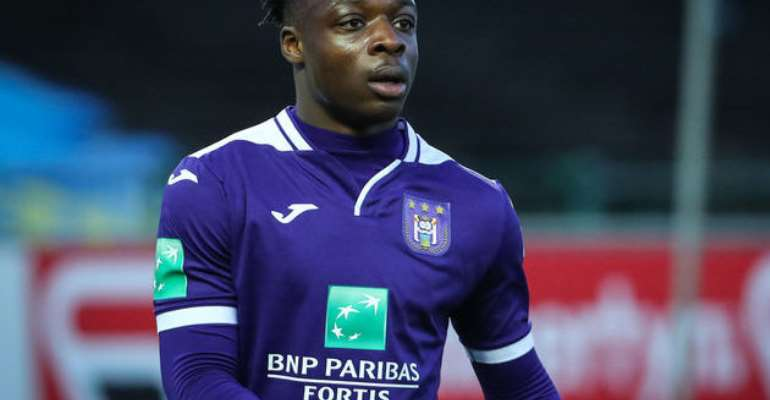 Newcastle United Eyes Signing Ghanaian Youngster Jeremy Doku