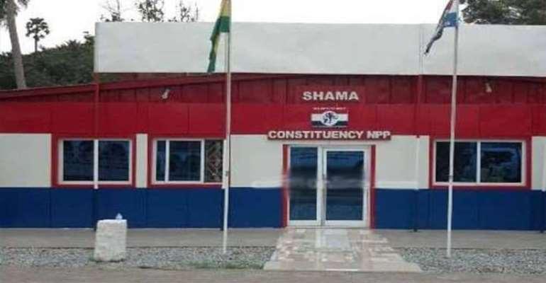 W/R: Thieves break into Shama NPP office