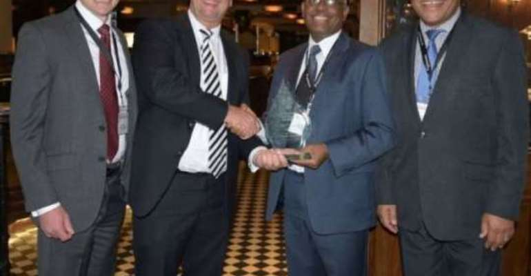 Ethiopian Wins African Airline of the Year 2017 Award
